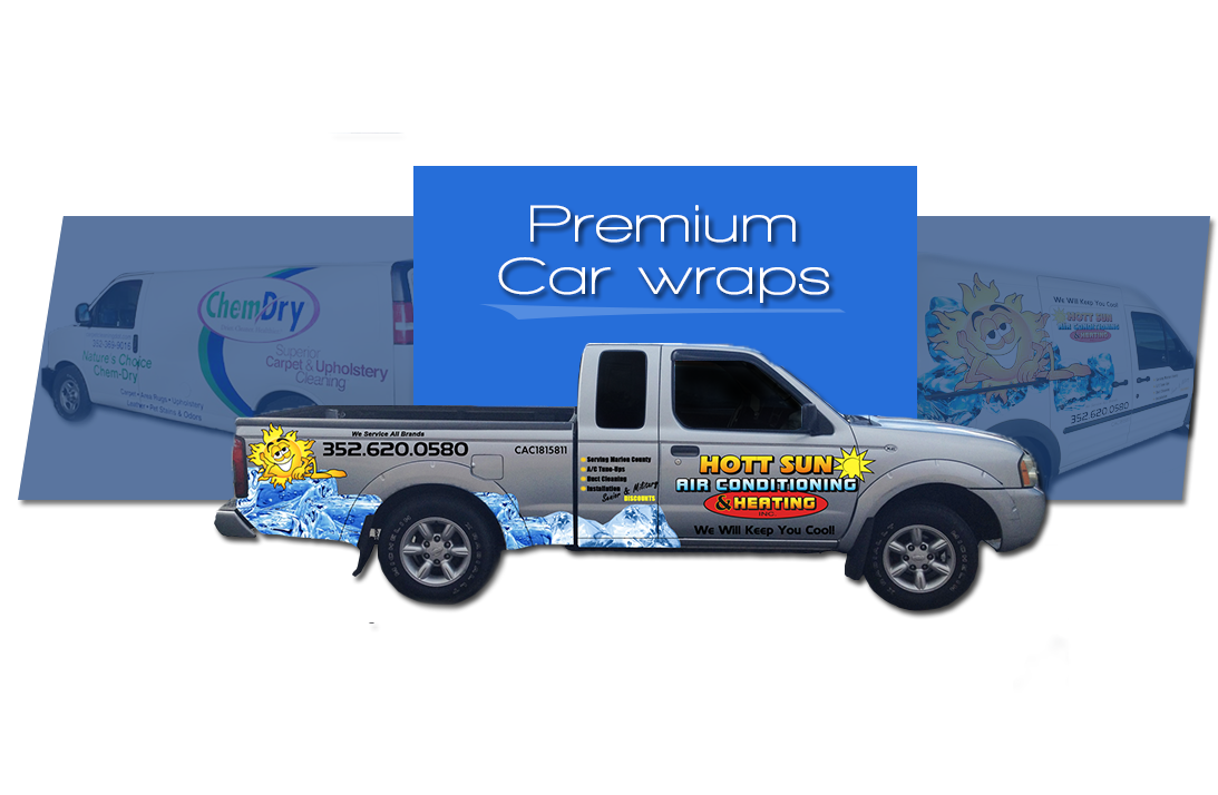 Car Wrap ocala